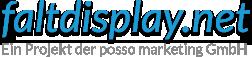 Faltdisplays Logo